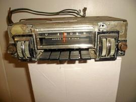 1968 B-Body Mopar originalradio