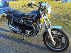 Jubileums HONDA 650 FOUR