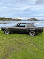 Ford Mustang HT