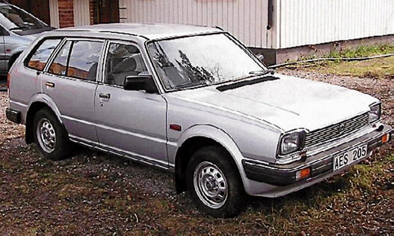 Honda Civic Wagon 1300 9 mil