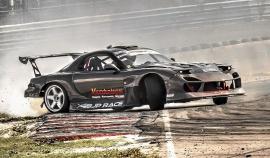 Mazda RX-7 driftingbil