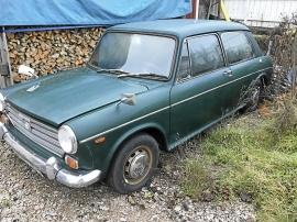 BMC, MG, Morris 1300