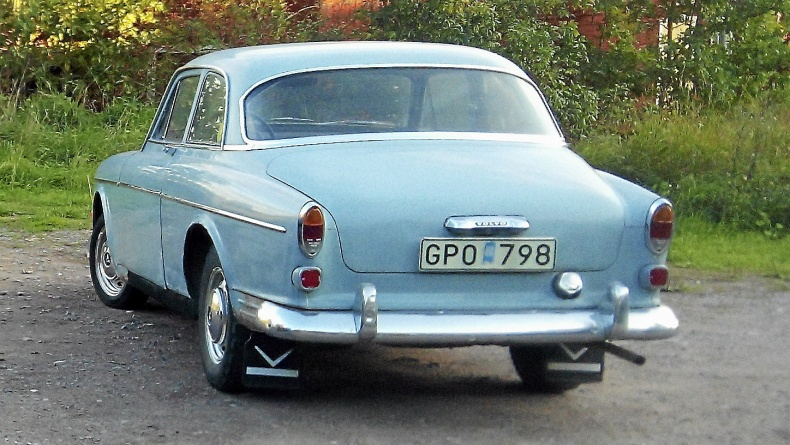 Volvo Amazon 2-dr.