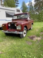 Landrover 88 epa traktor 1969 årsm.
