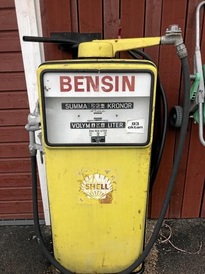 Ljungman bensinpump