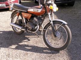 Yamaha 125 AS3