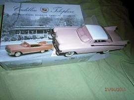 Cadillac Eldorato  Biarritz 1959 bordstelefon