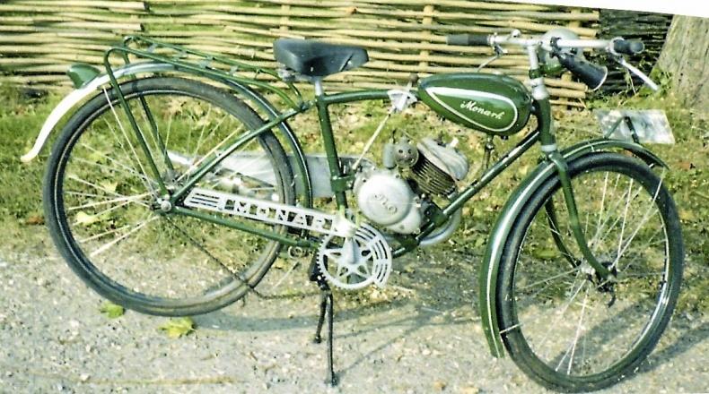 Monark 98 cc