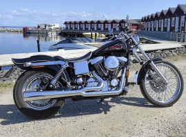 Harley-Davidson FXDWG Dyna Wide Glide EVO