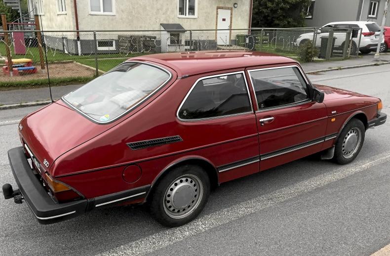 Saab 900 5-vxl