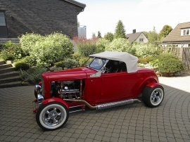Hot Rod Ford 32