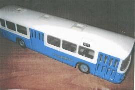 Modellbuss Scania Tekno