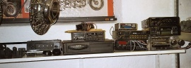 Radioapparater 80/90-tal