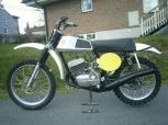 CZ Motocross 380 cc