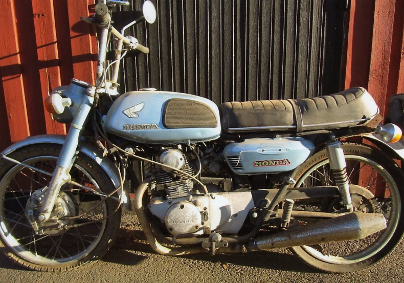 Honda CB 125 K3