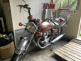 Honda CB twin