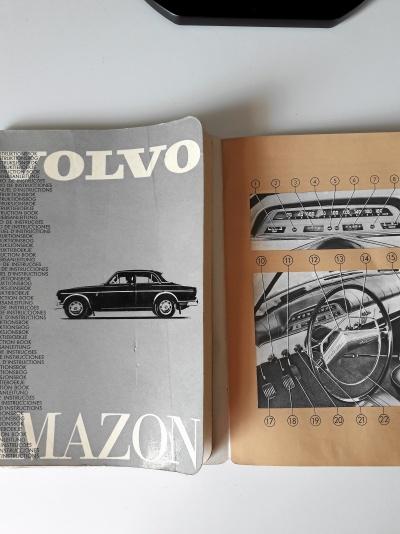 Instruktionsbok Amazon