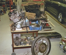 Suzuki 1000 cc motor 80-tal