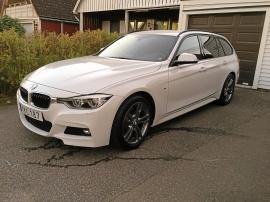 BMW 318d M-Sport Touring Automat
