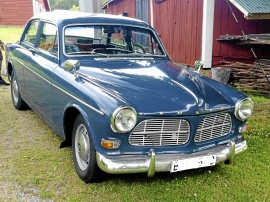 Renoverad Volvo Amazon