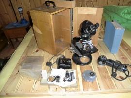 Zeis Mikroskop