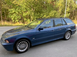 BMW 520 i e39 touring