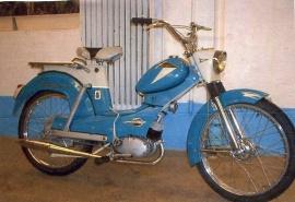Moped Husqvarna 42121