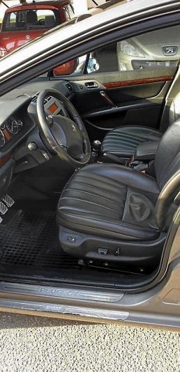 Peugeot 407 sw