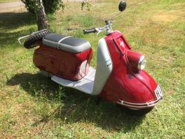 Heinkel scooter