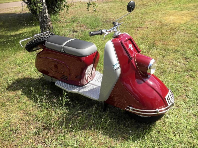Heinkel scooter
