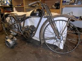 Rex midget speedy 1939-40