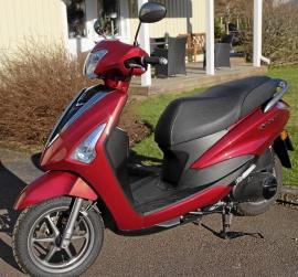 Yamaha Delight 125 cc