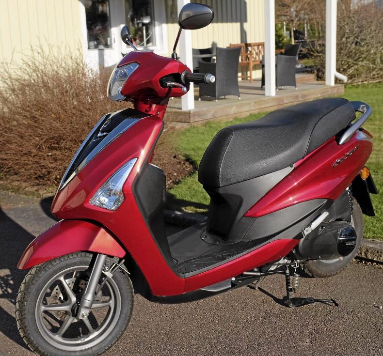 mobile_Yamaha Delight 125 cc