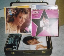 LP-skivor