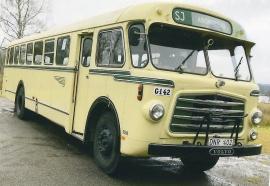 Volvo buss B638