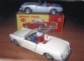 Sportbilar Dinky Toys