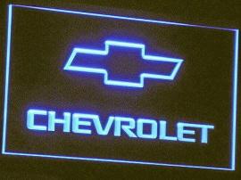 Neonskylt Cheva