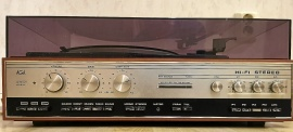 Retro: AGA Symfoni stereoenhet 9765