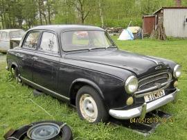 Peugeot 403 1958  -59