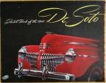 Broschyr DeSoto 1941