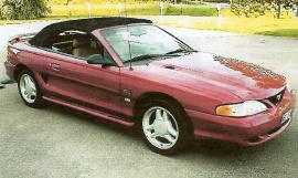 mobile_Ford Mustang GT Convertible