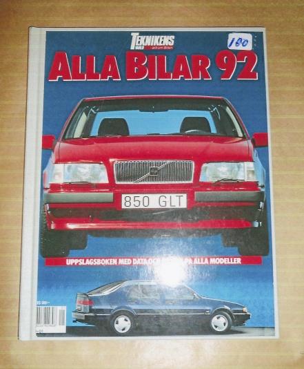 Alla Bilar 1992