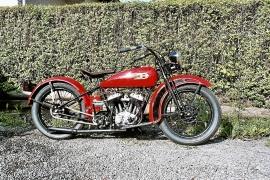 Harley-Davidson 500 cc
