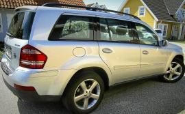 Mercedes-Benz GL 420 CDI V8 306 HK 4x4 7 sits SUV