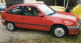 Opel Kadett Sprint