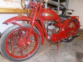 Husqvarna 120 cc