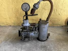 Vakuumpump till moped med kilrep