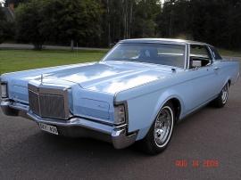 Lincoln Mark 3