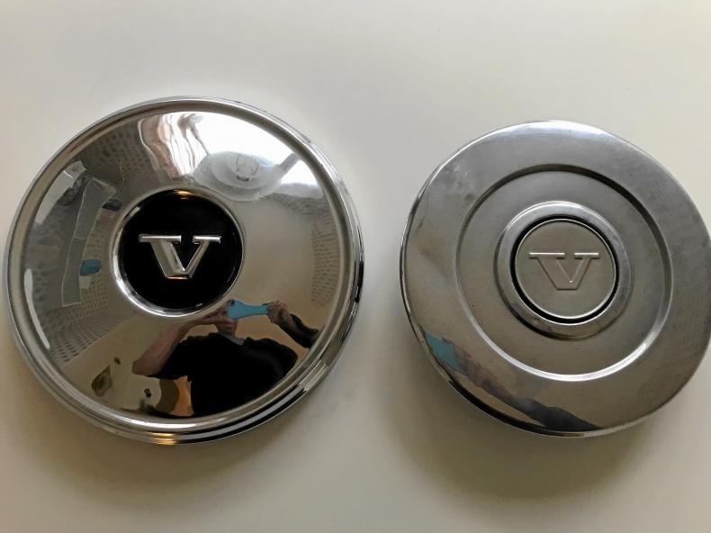 Volvo Navkapslar
