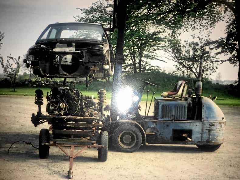 Truck Göta 2 ton